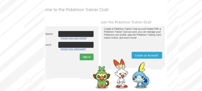 Play! Pokémon帳號申請方法