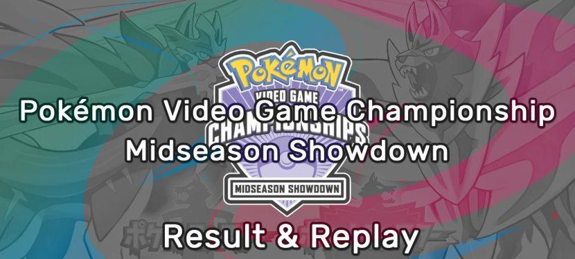 【賽事結果】【3月份:Hong Kong Pokémon Video Game Championship Midseason Showdown (Spring Series)#1】
